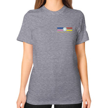 T-Shirt (woman) Tri-Blend Grey International Group of Anthony