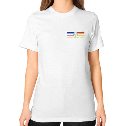 T-Shirt (woman) White International Group of Anthony