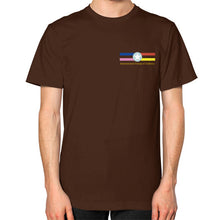Unisex T-Shirt Brown International Group of Anthony