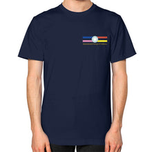 Unisex T-Shirt Navy International Group of Anthony