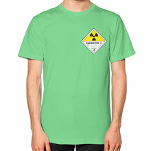 Unisex T-Shirt (on man) Grass International Group of Anthony