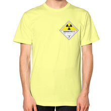 Unisex T-Shirt (on man) Lemon International Group of Anthony
