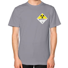 Unisex T-Shirt (on man) Slate International Group of Anthony