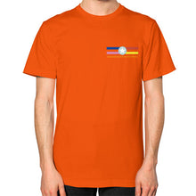 Unisex T-Shirt Orange International Group of Anthony