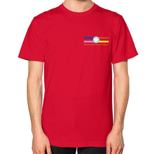 Unisex T-Shirt Red International Group of Anthony