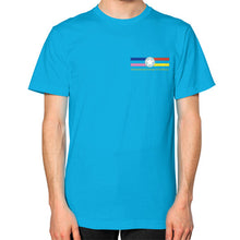 Unisex T-Shirt Teal International Group of Anthony