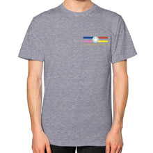 Unisex T-Shirt Tri-Blend Grey International Group of Anthony