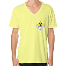 V-Neck (on man) Lemon International Group of Anthony