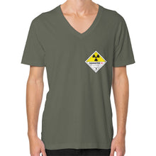 V-Neck (on man) Lieutenant International Group of Anthony