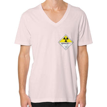V-Neck (on man) Light pink International Group of Anthony