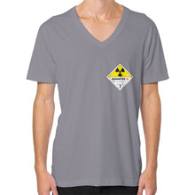 V-Neck (on man) Slate International Group of Anthony