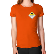 Women's T-Shirt Orange International Group of Anthony