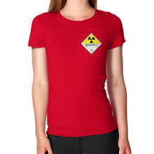 Women's T-Shirt Red International Group of Anthony