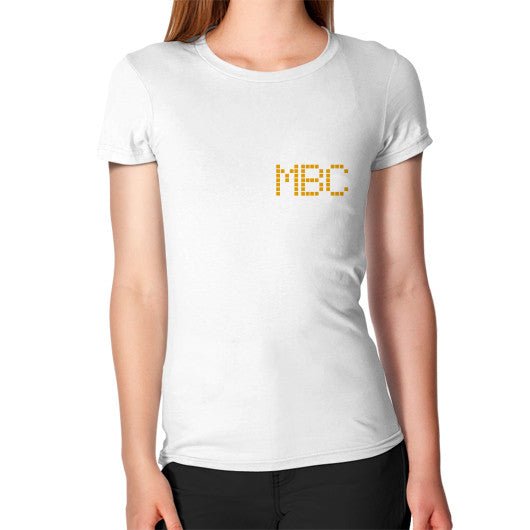 Women's T-Shirt White International Group of Anthony