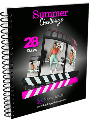 Burn Fat & Sculpt Challenge