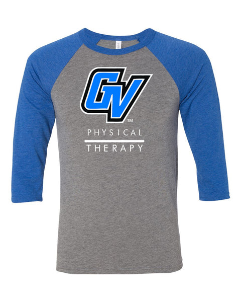 GV Physical Therapy Baseball Tee