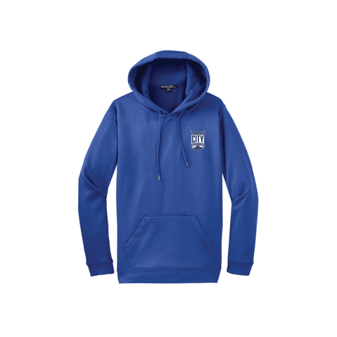 City High Middle Unisex Pull Over Hoodie (F244)