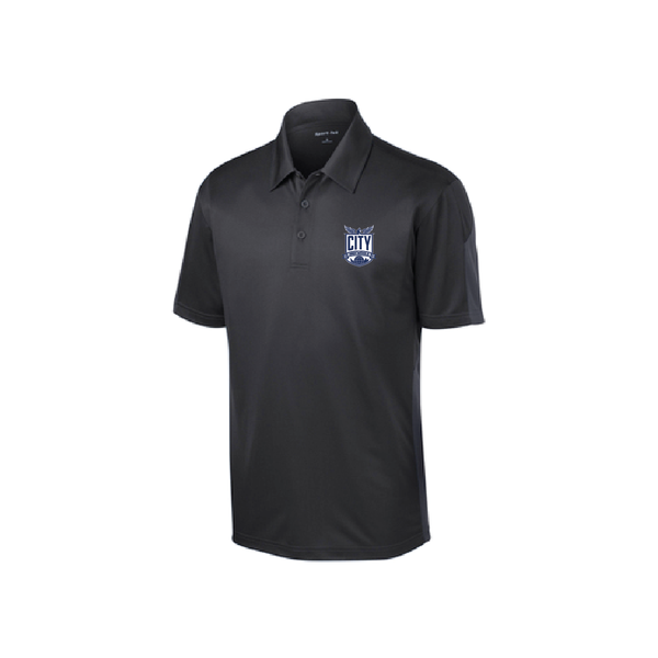 City High Middle Men's Short Sleeve Polo (ST695)