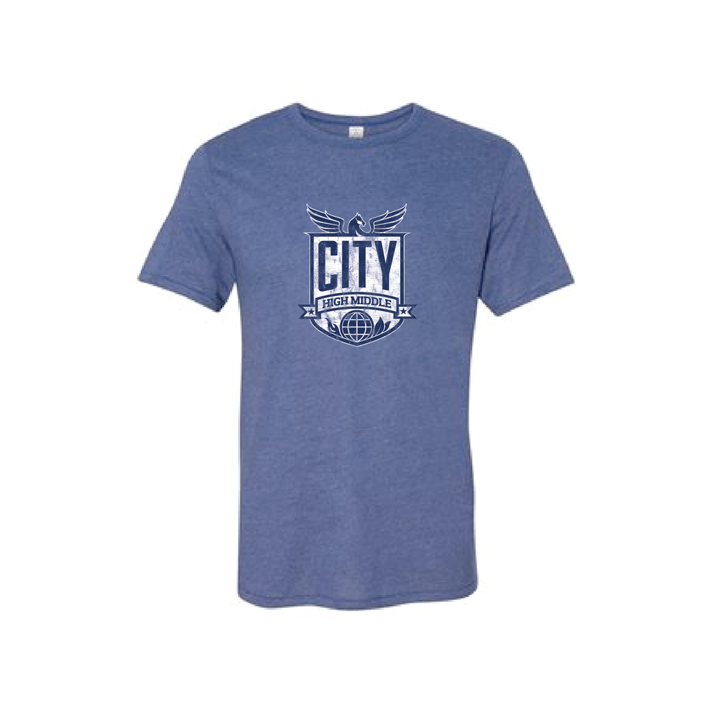 City High Middle Men's Short Sleeve Tee (5050)