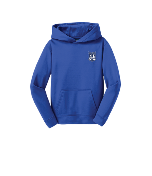 City High Middle Youth Pull Over Hoodie (YST244)