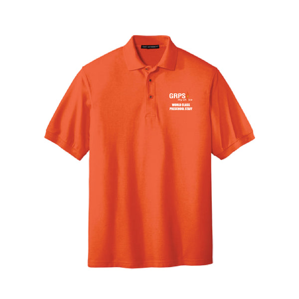 Staff Short Sleeve Polo