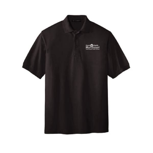 GR Montessori Port Authority Silk Touch Polo