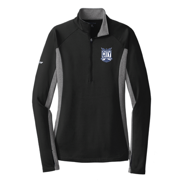 City High Staff 1/2 Zip Pullover (ST854/LST854)