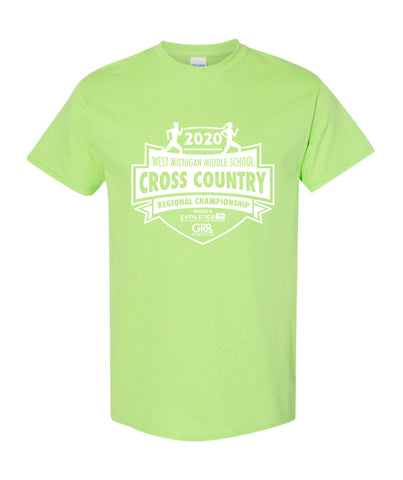 GRPS 2020 Regional Middle School Cross-Country