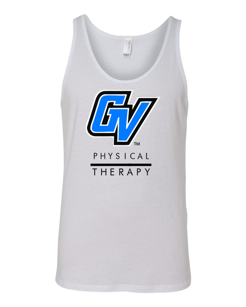 GV Physical Therapy Unisex Tank Top