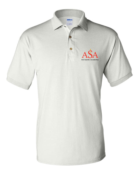 All Saints Academy Gildan Polo