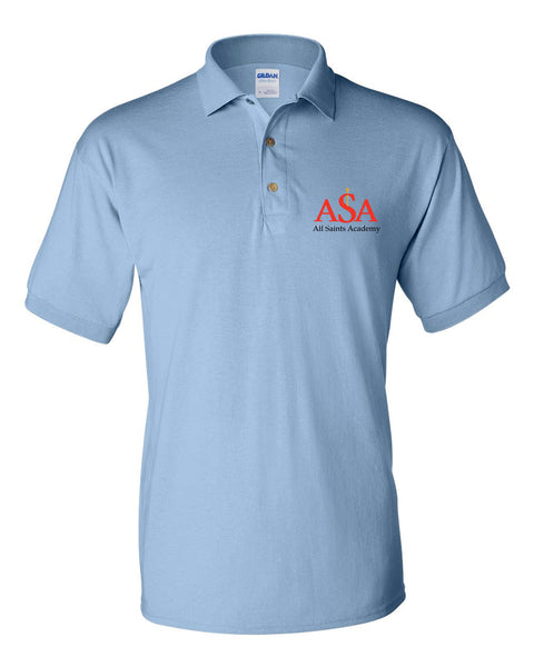 All Saints Academy Gildan YOUTH Polo