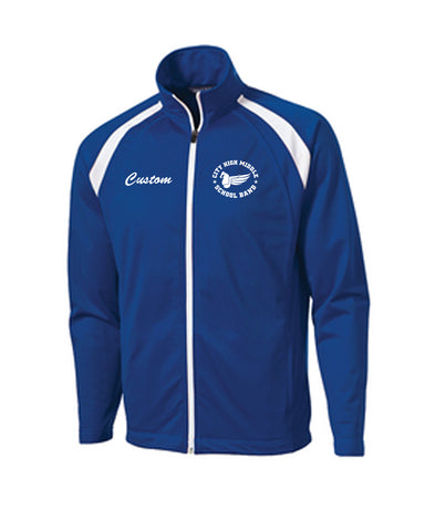 City High Middle Band Track Jacket