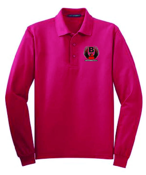 Burton Middle Long Sleeve Polo