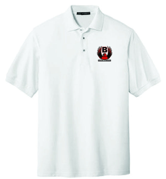 Burton Middle Short Sleeve Polo