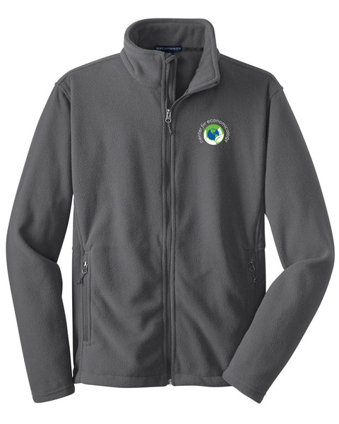 Center for Economicology Full Zip Fleece