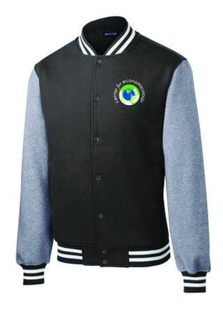 Center for Economicology Letterman Jacket