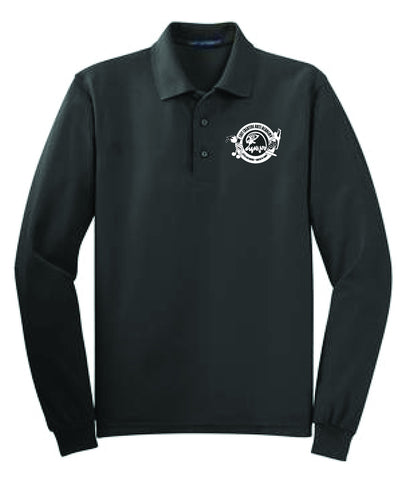 Coit Creative Long Sleeve Polo