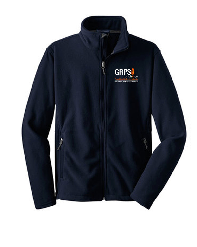 GRPS Health Port Authority® Value Fleece Jacket F217