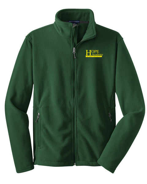 Hope Academy Full Zip Fleece