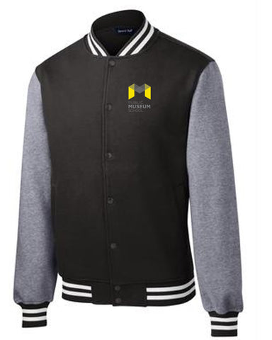 Public Museum School Letterman Jacket