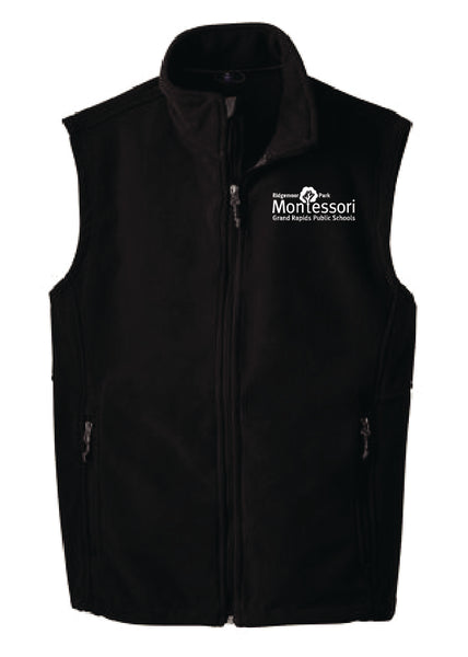 Ridgemoor Park Montessori Fleece Vest