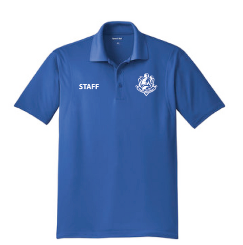 UPrep Mens Staff Port Authority Polo