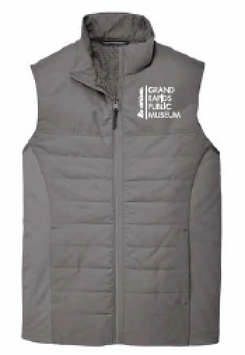 Museum School Men's Collective Insulated Vest