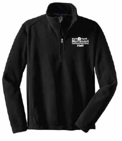 Montessori Staff Port Authority 1/4 Zip Fleece F218