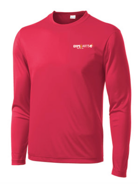 GRPS Arts Port ST350LS Sport-Tek® PosiCharge® Competitor™ Long Sleeve Tee