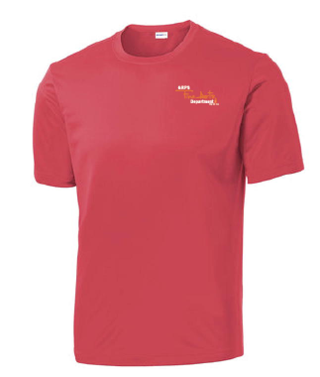 GRPS Arts Script Port ST350 Sport-Tek® PosiCharge® Competitor™ Tee