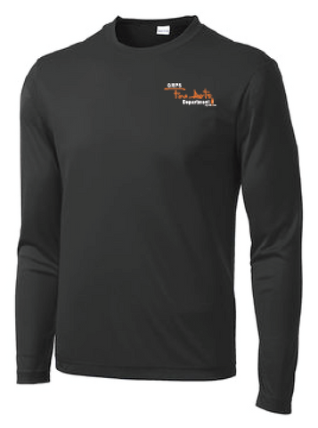 GRPS Arts Script Port ST350LS Sport-Tek® PosiCharge® Competitor™ Long Sleeve Tee