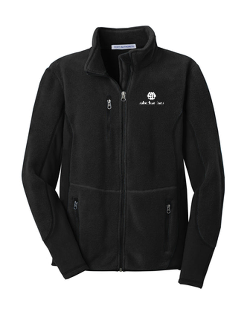 Men's Suburban Inns Port Authority® R-Tek® Pro Fleece Full-Zip Jacket