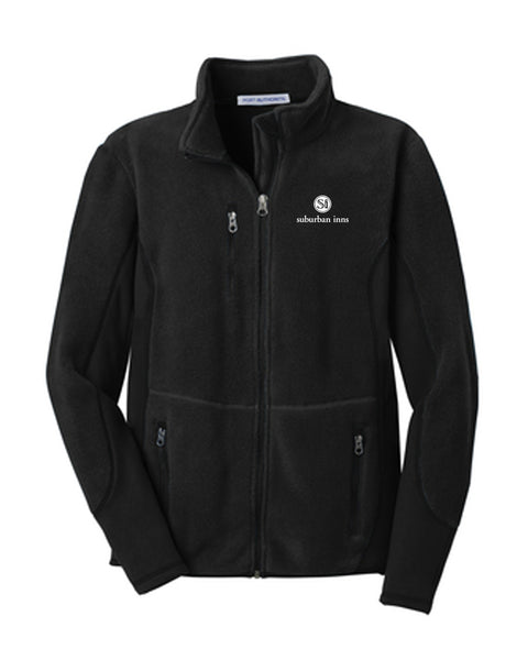 Women's Suburban Inns Port Authority® R-Tek® Pro Fleece Full-Zip Jacket