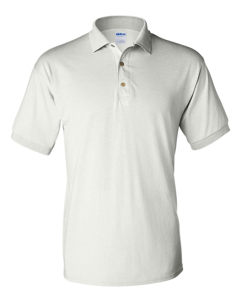 Blank Uniform Short Sleeve Polo